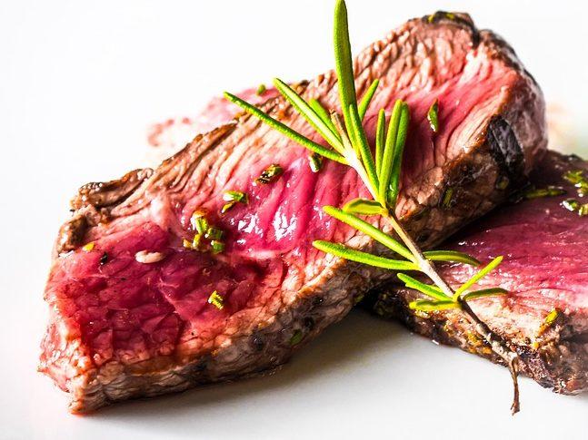 Carne fresca di cinghiale