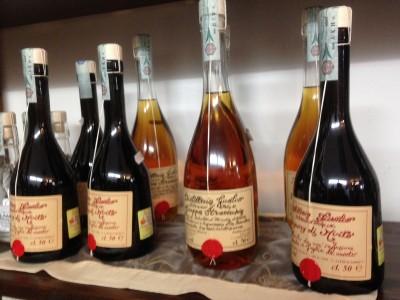 Grappe Distilleria Gualco